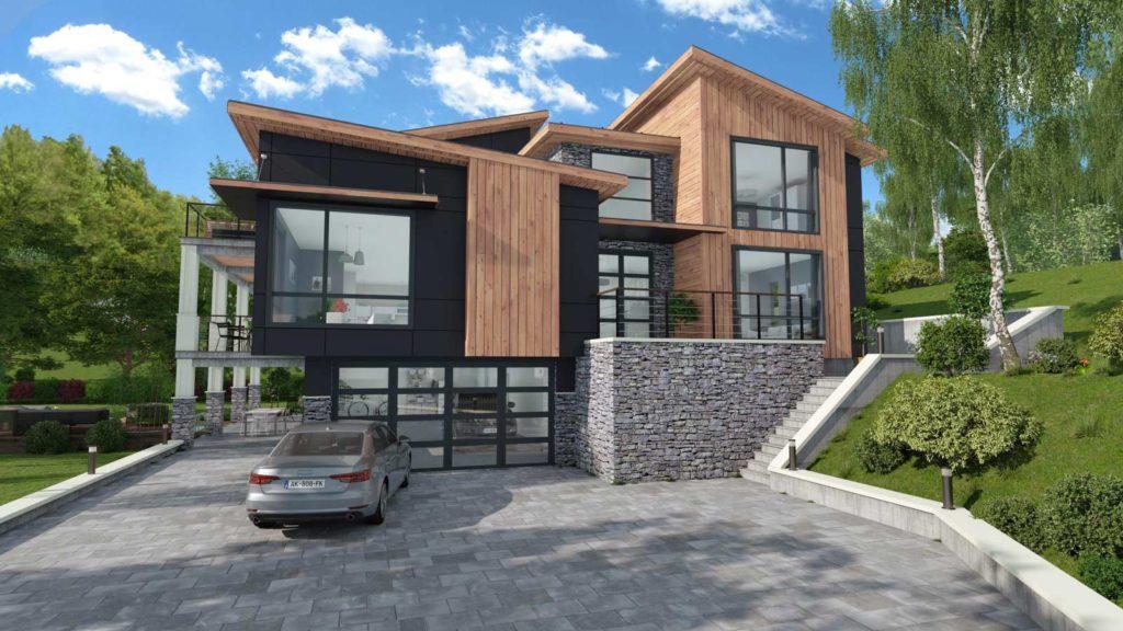 logiciel d'architecture 3D