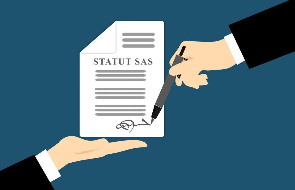 statut SAS