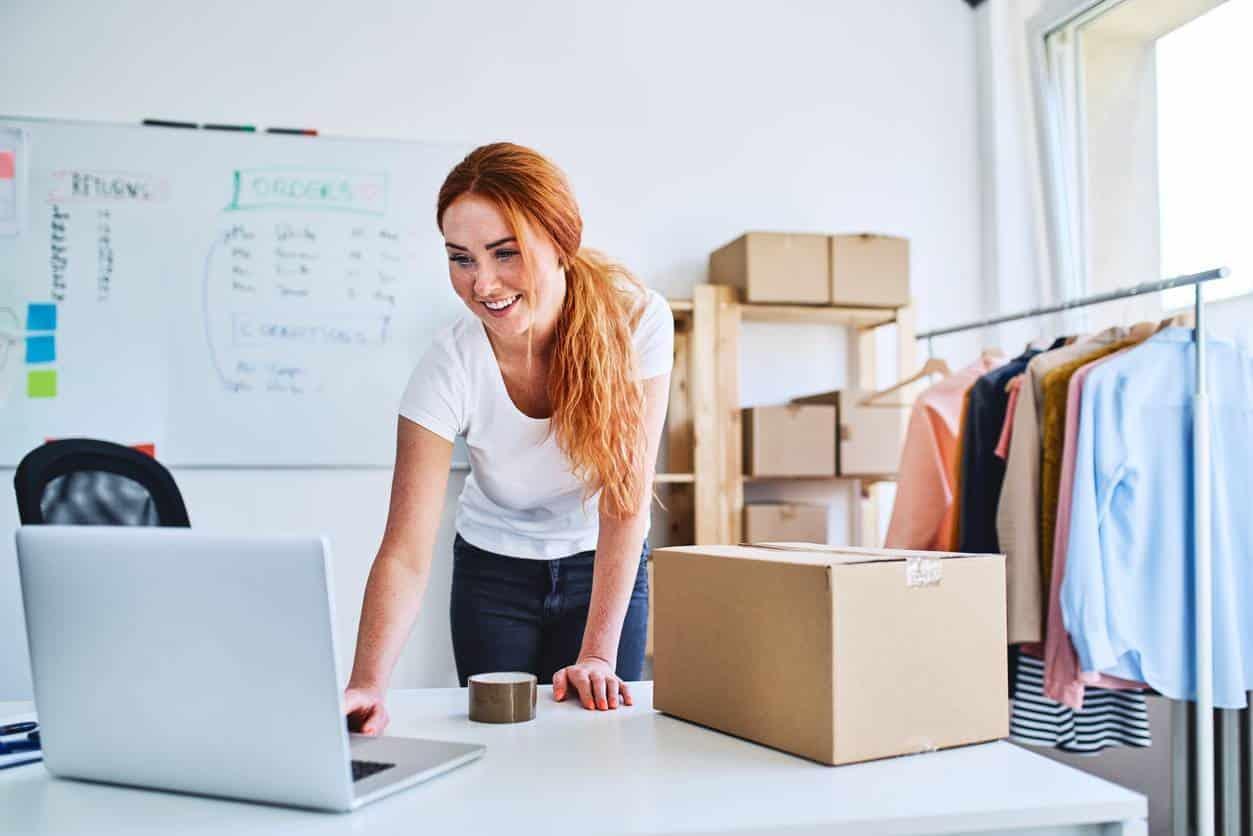 e-commerce site web commerçants boutique en ligne