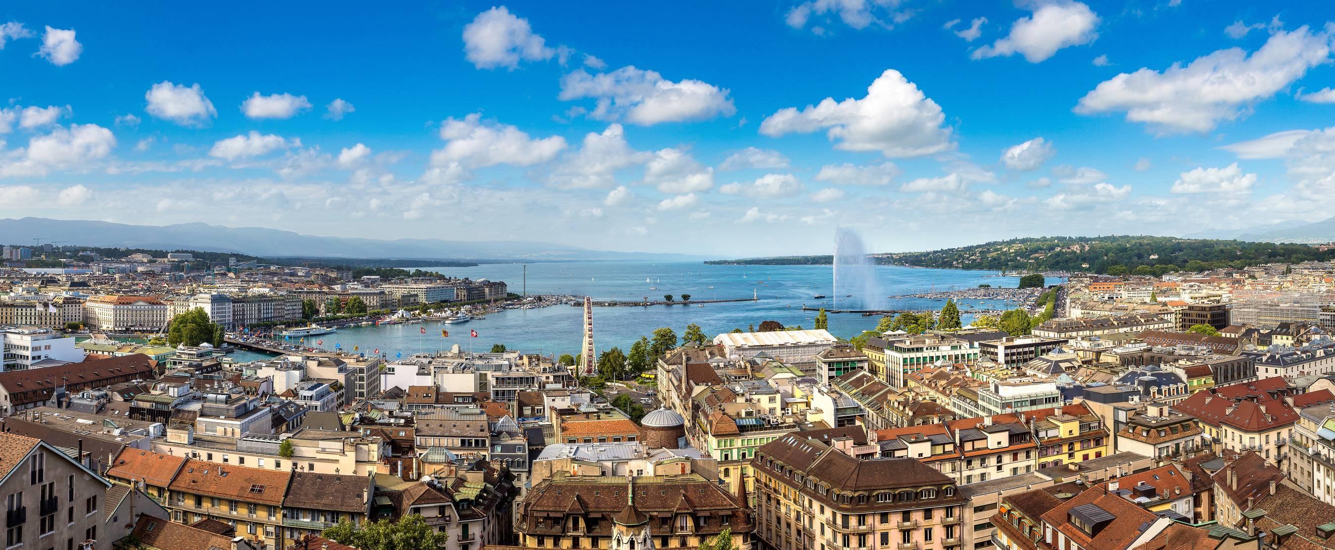 bien immobiliers à Genève
