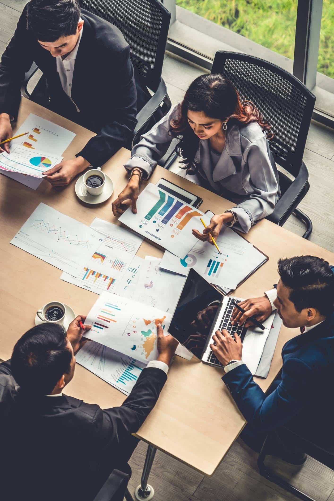 cout d'acquisition client business