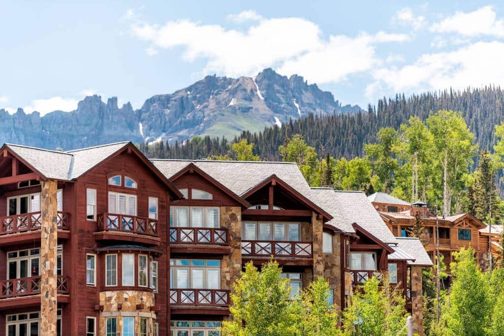 acheter appartement immeuble montagne