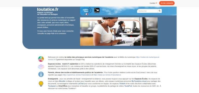 Toutatice.fr